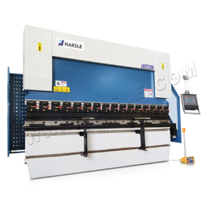 WE67K-100T / 3200 CNC-kantpersmachine met ESA S630-systeem